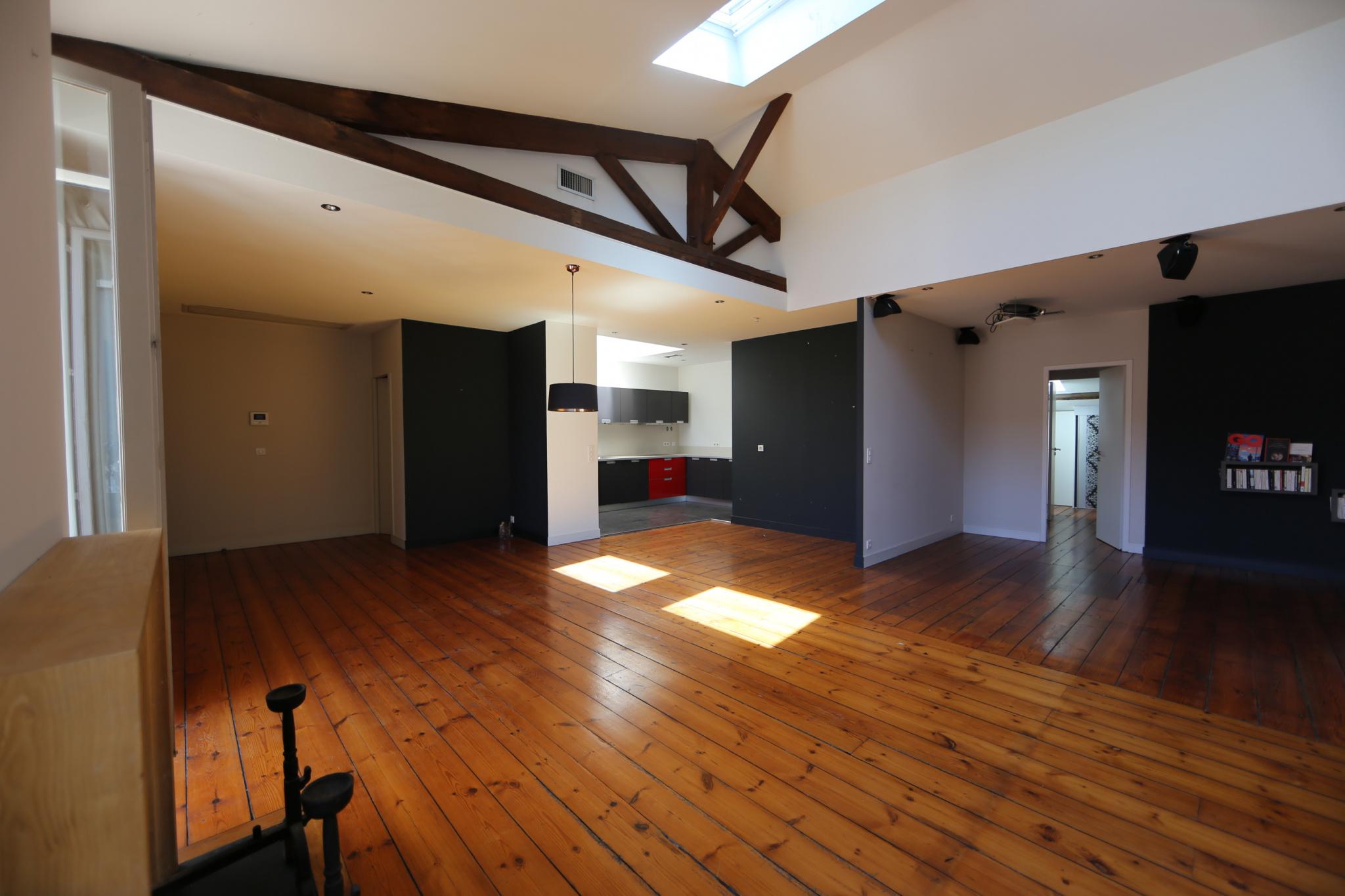 A VENDRE Appartement 4 pièces - 155 m² - BORDEAUX